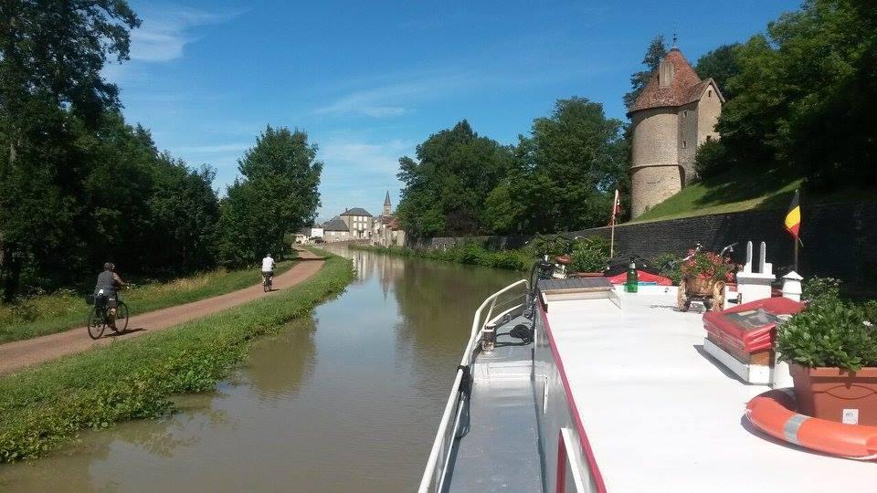 Canal du Nivernais vers Chatillon en Bazois